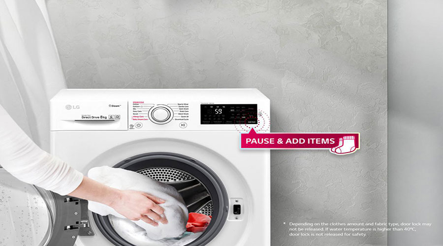 LG WASHING MACHINE F10C3QDP2
